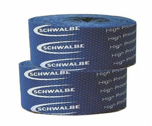 The Schwalbe High Pressure Rim Strip Tape Pair
