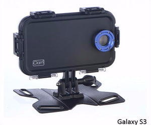 iClam by Fujita Japan Transform Your Phone Into a GoPro (CLOSEOUT)