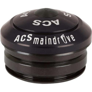 "ACS MainDrive BMX 1"" Integrated Sealed Bearing Headset IS"