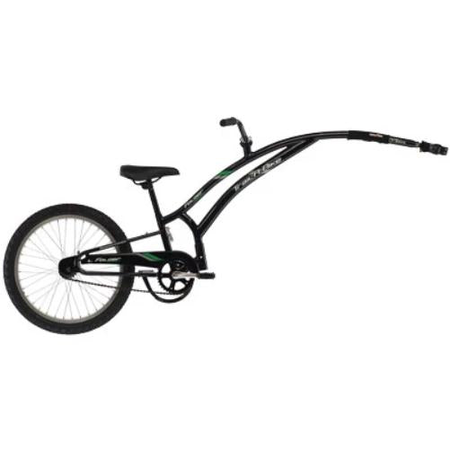 Adams Trail-A-Bike Original Folder Compact Child Rear Trailer