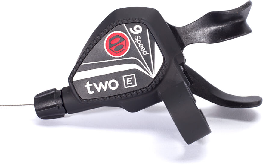 Box Components Box Two Twin 9 Speed Mountain Bike Lever Shifter