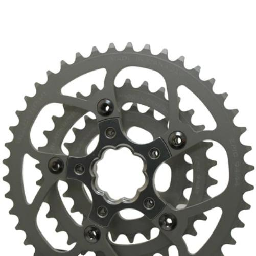 Blackspire Epic ATB Chainring 5 Arm 110mm Gray 6/7/8 Speed
