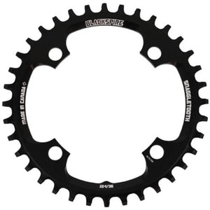 Blackspire Snaggletooth Narrow Wide Chainring 9/10/11 Speed 4 Arm 94/104mm