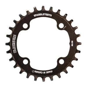 Blackspire Snaggletooth NW Chainring for Sram 80mm Cranks 10/11 Speed