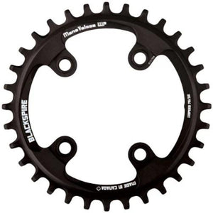 Blackspire Snaggletooth NW Chainring for Sram 76mm Cranks 9/10/11 Speed