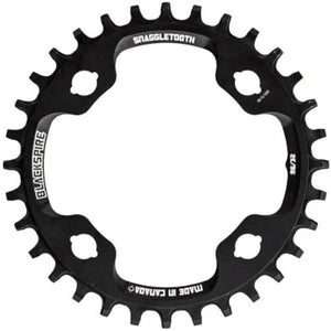 Blackspire Snaggletooth Narrow Wide Chainring 9/10/11 Speed 4 Bolt 96mm