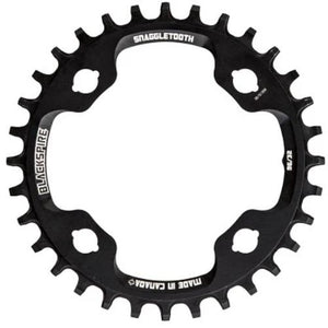 Blackspire Snaggletooth Chainring Narrow Wide Fits Shimano Xt M8000 Cranks 9/10/11 Speed