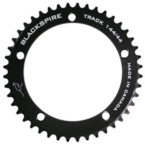 "Blackspire Track Chainring 5 Arm 3/32"" 144mm"