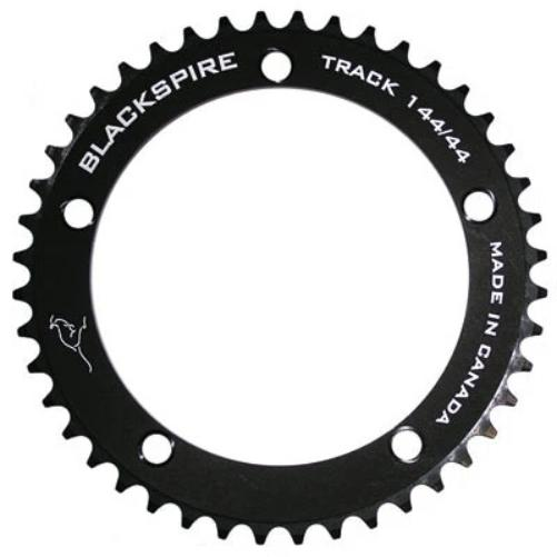 Blackspire Mono Veloce Fixie Chainring 5 Arm 130mm 1/8""