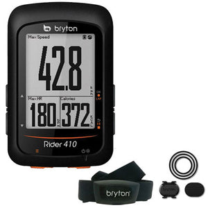 Bryton Rider 410T GPS + Heart Rate Cycling Computer