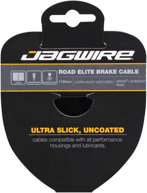 Jagwier Elite Ultra Slick Stainless Road Brake Cable