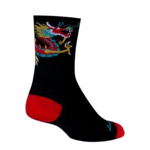 Sock Guy Chase Socks 4""