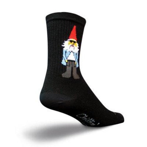 Sock Guy Gnomies Socks 6""