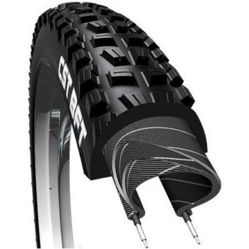 CST BFT C1752 All Mountain Wire Bead Tire 26""