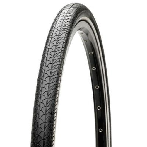 Cst Cross Dual Pupose C746 Tire Wire Bead 700 X 38 Black Wall Bike