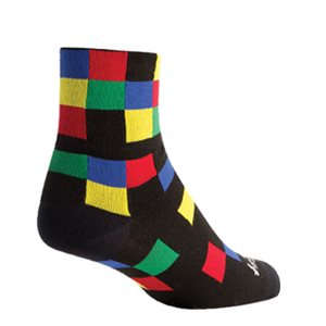 Sock Guy Champ Socks 3""