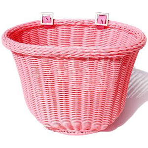 ColorBasket Oval Adult Front Bike Basket