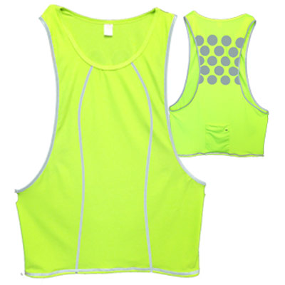 CycleAware Reflect+ Womens Vest