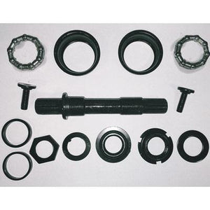 Free Agent BMX 8-Spline Bottom Bracket Set