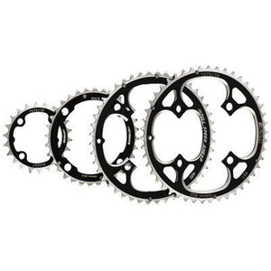 Fsa Pro Atb Chainrings 4 Arm 9/10 Speed Black