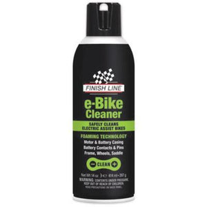 Finish Line E-Bike Cleaner 14oz.