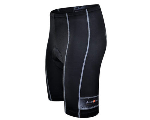 Funkier Men's Venezia 10 Panel Cycling Shorts