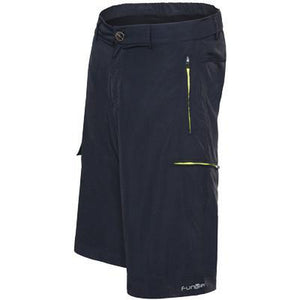 Funkier Policoro Men's Baggy Cycling Shorts w/Liner