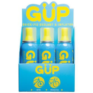 Gup Kwiki Quick Fix Tire Sealant Inflate 6-Pack