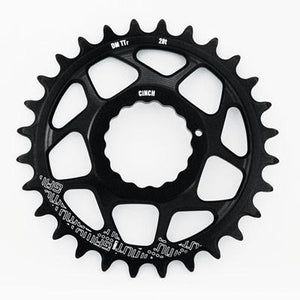 Gamut  TTr DM Chainring for Race Face Cinch Cranks 9/10/11/12 Speed