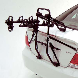Hollywood F6-3 3 Bike Car Trunk Mount Rack