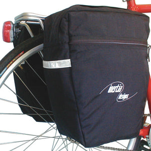 Inertia Designs Cross-Town Economy Rear Trunk  Pannier Bag