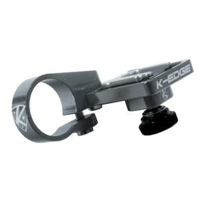 K-Edge Pioneer TT Bike Handlebar Computer Mount 22.2mm (CLOSEOUT)