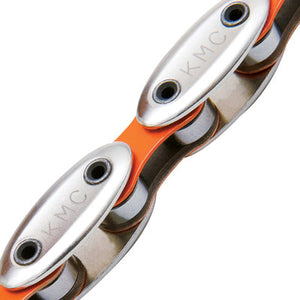"KMC City Hunter Single Speed Chain 1/8"" 112 Links"