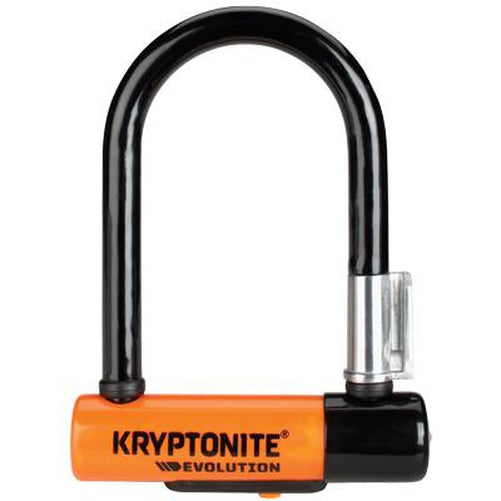 Kryptonite Evolution Mini-5 U-Lock Shackle 3.25 x 5.5""