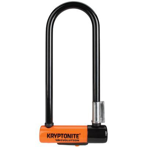 Kryptonite Evolution Mini-9 LS U-Lock Shackle 3.25 x 9.0""