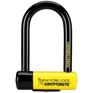 Kryptonite New York Fahgettaboudit Mini U-Lock Shackle 3.25ft x 6.0""