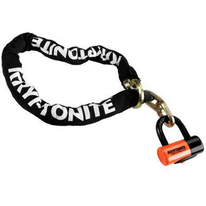 Kryptonite New York Noose 1213 & Evolution 4 Disc Lock 4.25ft.