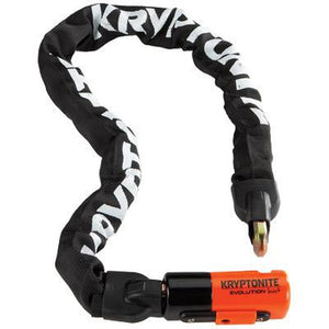 Kryptonite Evolution Series 4 1090 Integrated Key Chain Lock 35.5""