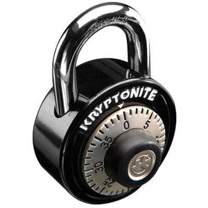 Kryptonite Gripper Combo Combination PadLock
