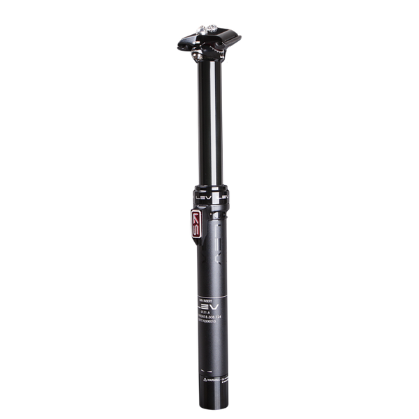 KS Kindshock LEV Dropper Seatpost w/ Remote Ti Hardware*