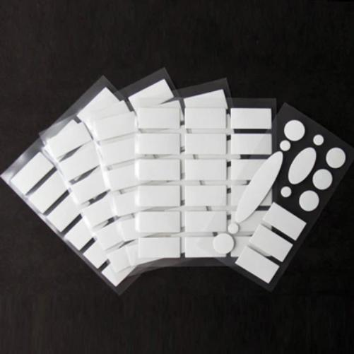 LightWeights Safety Adhesive Reflective Wheel Kit 86 pcs