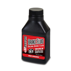 Maxima Racing Disc Brake Fluid Oil DOT 5.1 4oz