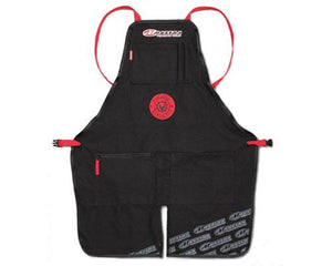 Maxima Heavy Duty Shop Apron Black/Red