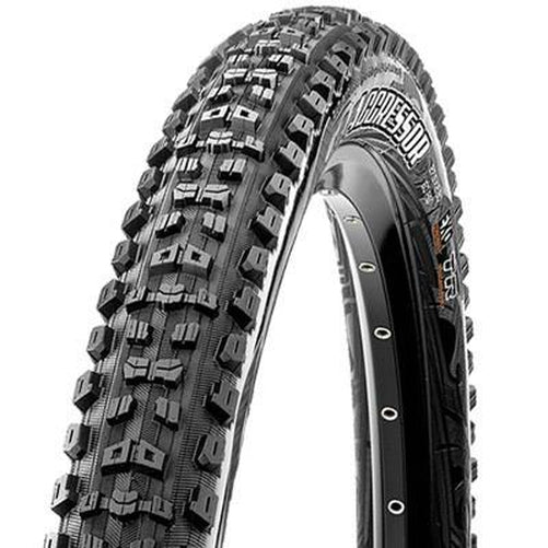 Maxxis Aggressor 27.5 x 2.3 Tubeless 120 TPI Folding Tire