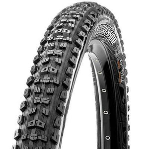 Maxxis Aggressor 27.5 x 2.3 Tubeless EXO 60 TPI Folding Tire