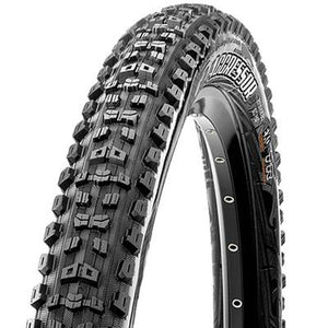 Maxxis Aggressor EXO/DC/TR Tubeless Folding Tire 29 x 2.3 60 TPI