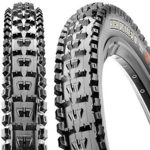 Maxxis High Roller II 27.5 x 2.30 Tubeless Folding Tire 60 TPI