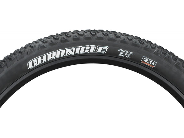 "Maxxis Chronicle EXO Folding Tire 29 x 3.0 ""Buy 1 Get 1 FREE"""