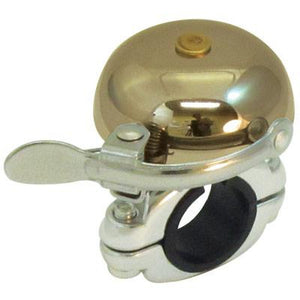 Mirrycle Crown Bicycle Bell Brass