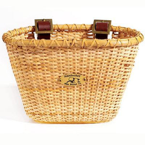 NanTucket Lightship Child Oval Bike Handlebar Basket
